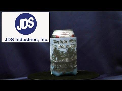 JDS Industries - Sublimatable Koozie