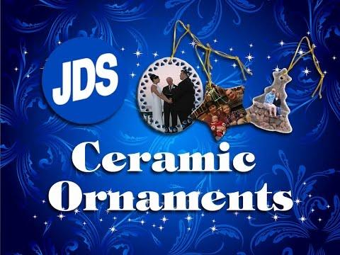 How To Sublimate Ceramic Ornaments