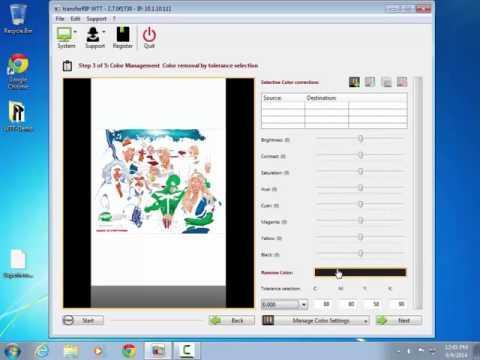 FOREVER TransferRIP Printing Sotware For OKI White Toner Printers - HeatPressNation.com