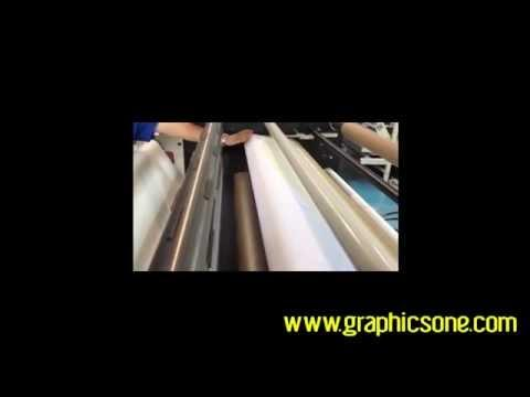 GO MegaPress Calendar For Grand Format Dye Sublimation