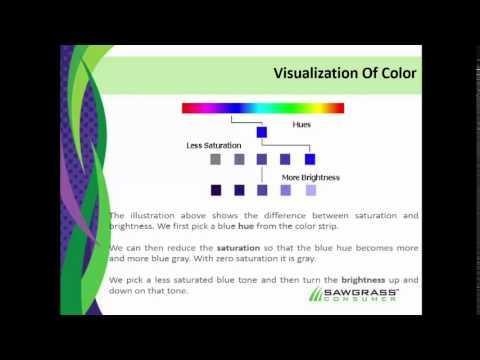 Webcast Trailer - Sublimation Color Management 101