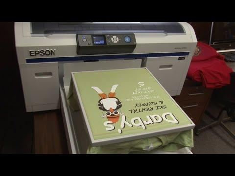 Epson SureColor F2000 Testimonial: Sir Speedy Of Hampton, VA