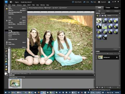 Creating A Watermark Using Photoshop: Dye Sublimation Imprinting