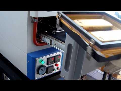 Sublimet - Horno Para Sublimación 3D SUB-H202 Para 2 Carcasas Personalizadas