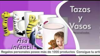 Regalos Personales: tazas personalizadas con tu foto