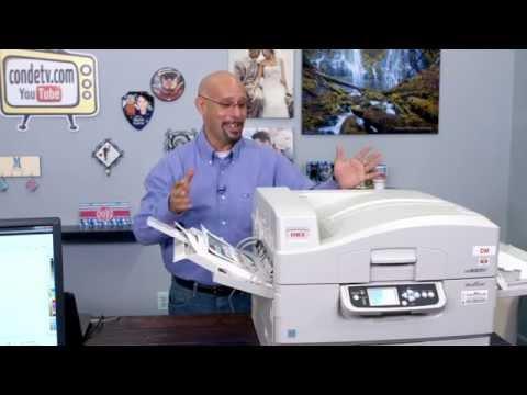 Oki White Toner Printers - C920WT - Endurance Test -
