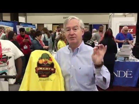 Conde's David Gross Demos Reveal-S Sublimation To Cotton Film