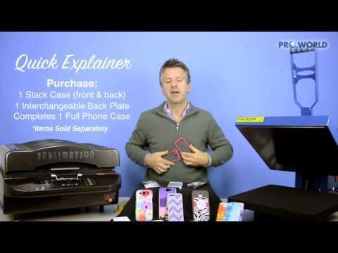 Quick Explainer - Smartphone Stack Case