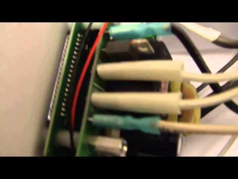 George Knight Swing Away Heat Press Timer Troubleshooting