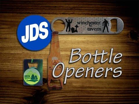 How To Sublimate JDS Bottle Openers